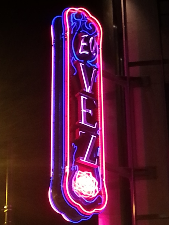 El Vez Sign